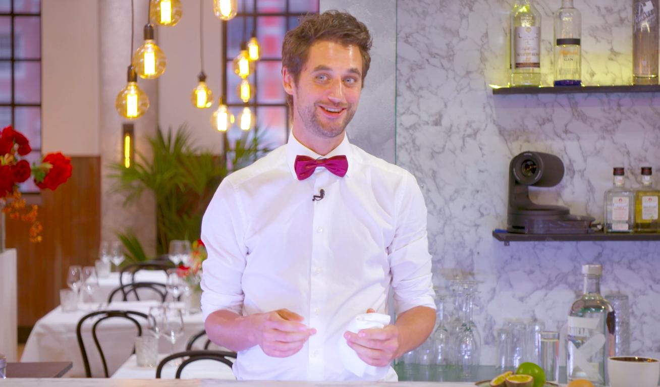 Afbeelding van Cocktails met Victor: Pornstar Martini