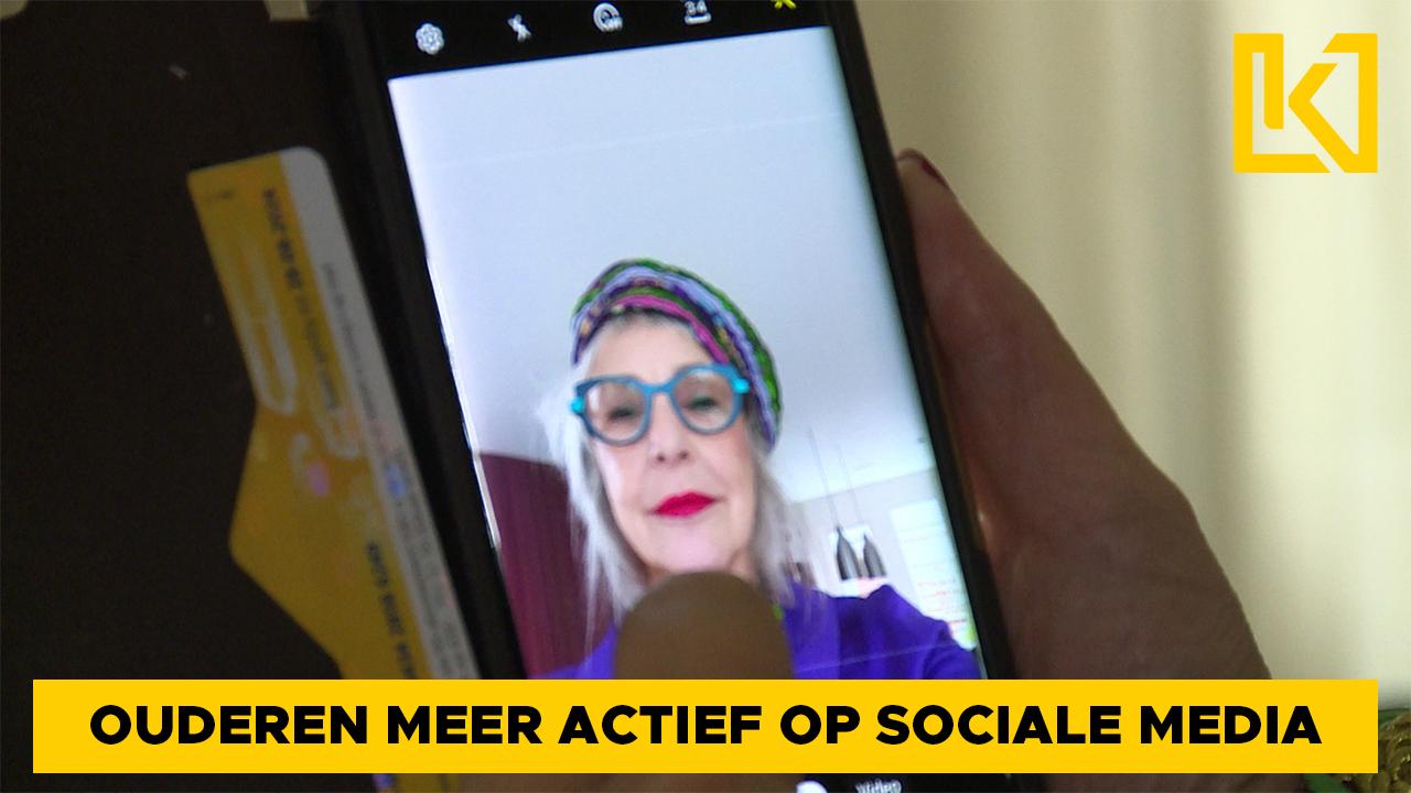 Ouderen zijn actiever op sociale media, maar waarom?