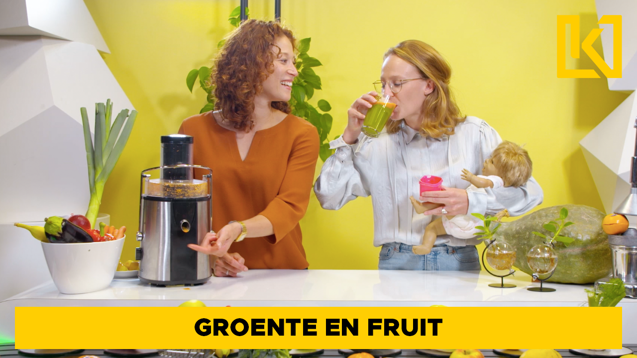 Afbeelding van De Klimaatverkenners | Groente en fruit