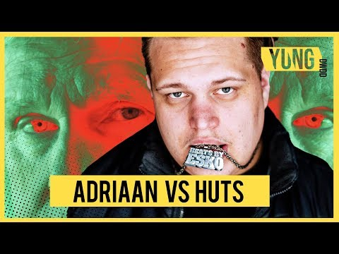 """Afbeelding van """"HUTS, THEY FUCK IT ALL!"""" 