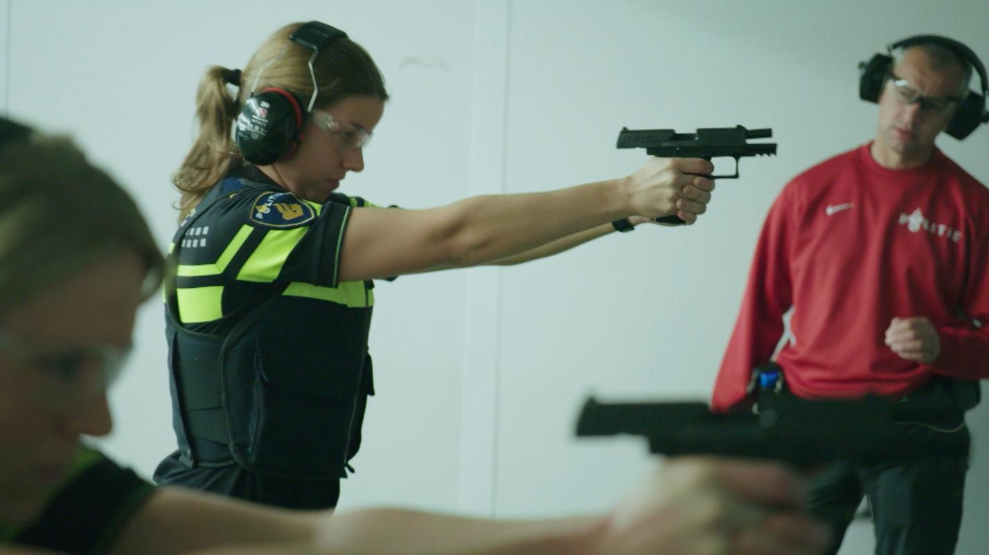 Afbeelding van Dienders - Trailer