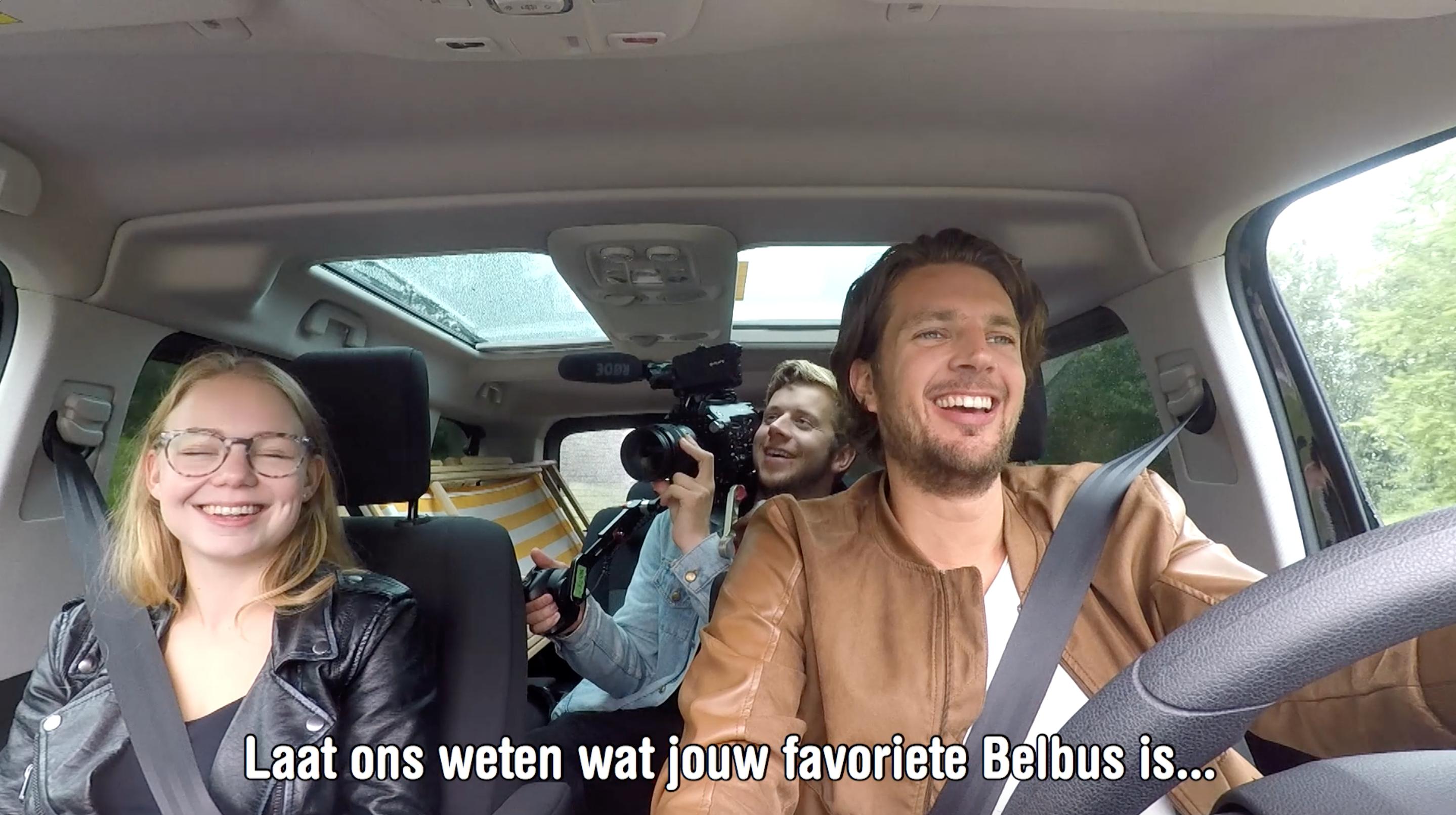 Afbeelding van Belbus Special: welke Belbussen mogen niet missen?