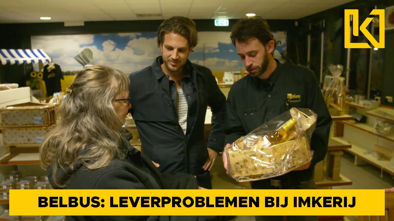 Afbeelding van Belbus: imkerij laat steken vallen met webshop