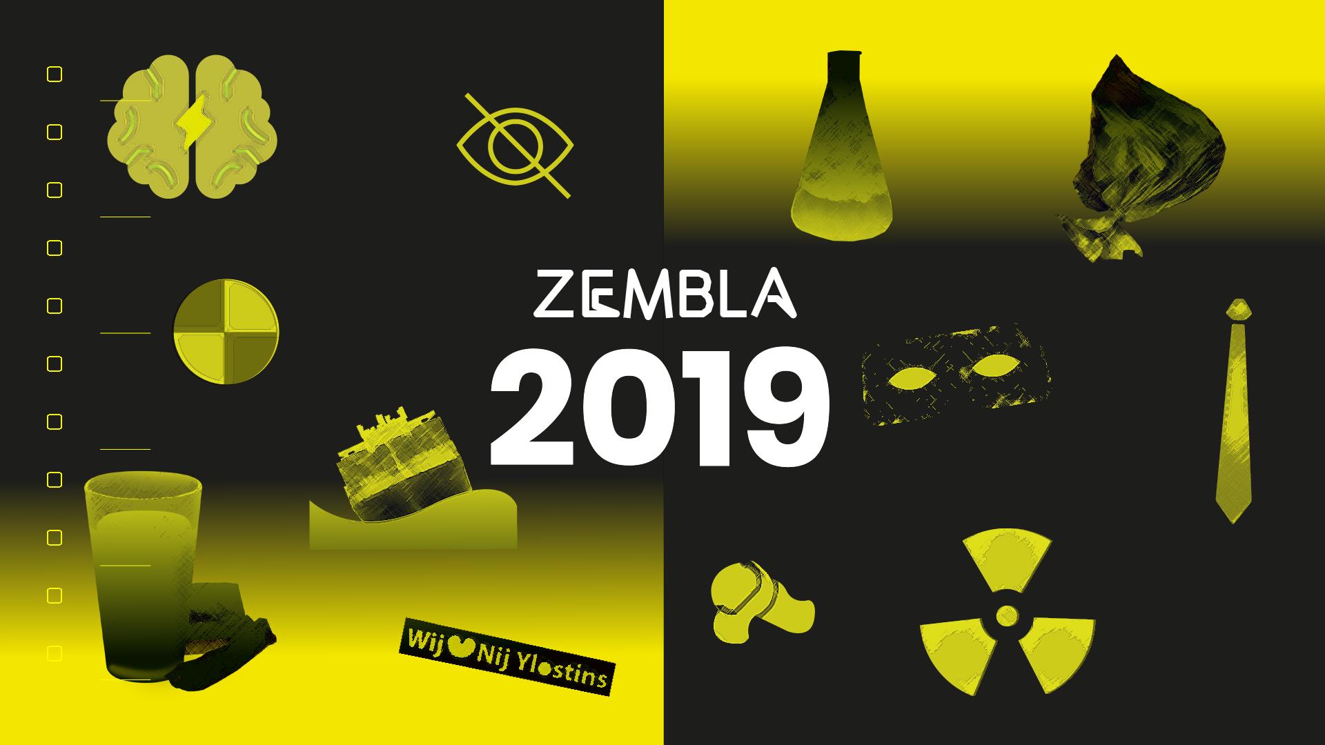 Afbeelding van Zembla Jaaroverzicht 2019