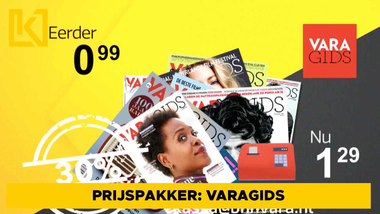 Afbeelding van Prijspakker: De VARAgids