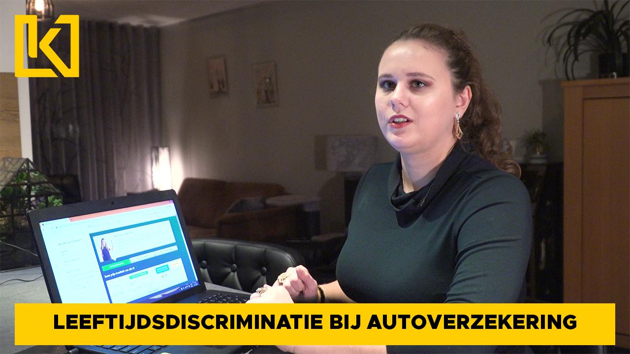 Afbeelding van Leeftijdsdiscriminatie jongeren bij autoverzekeringen