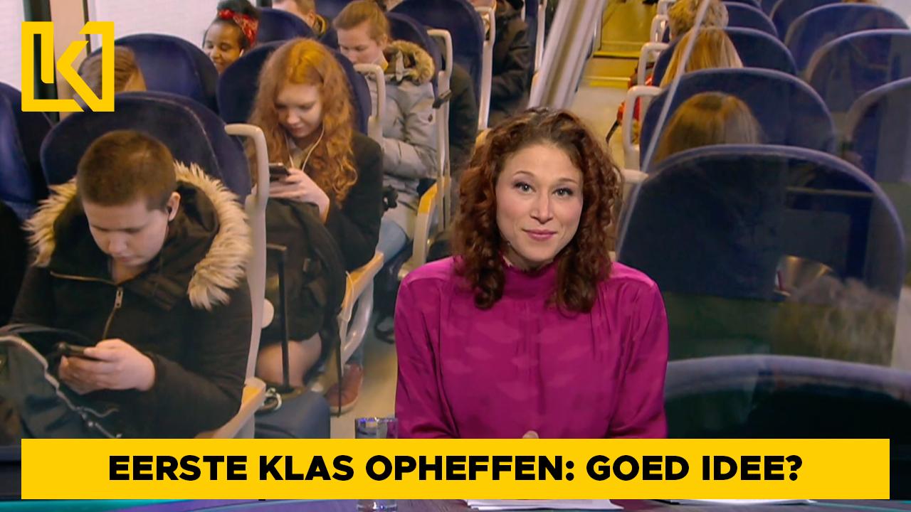 Afbeelding van Arriva heft eerste klas in de trein op in Groningen en Friesland