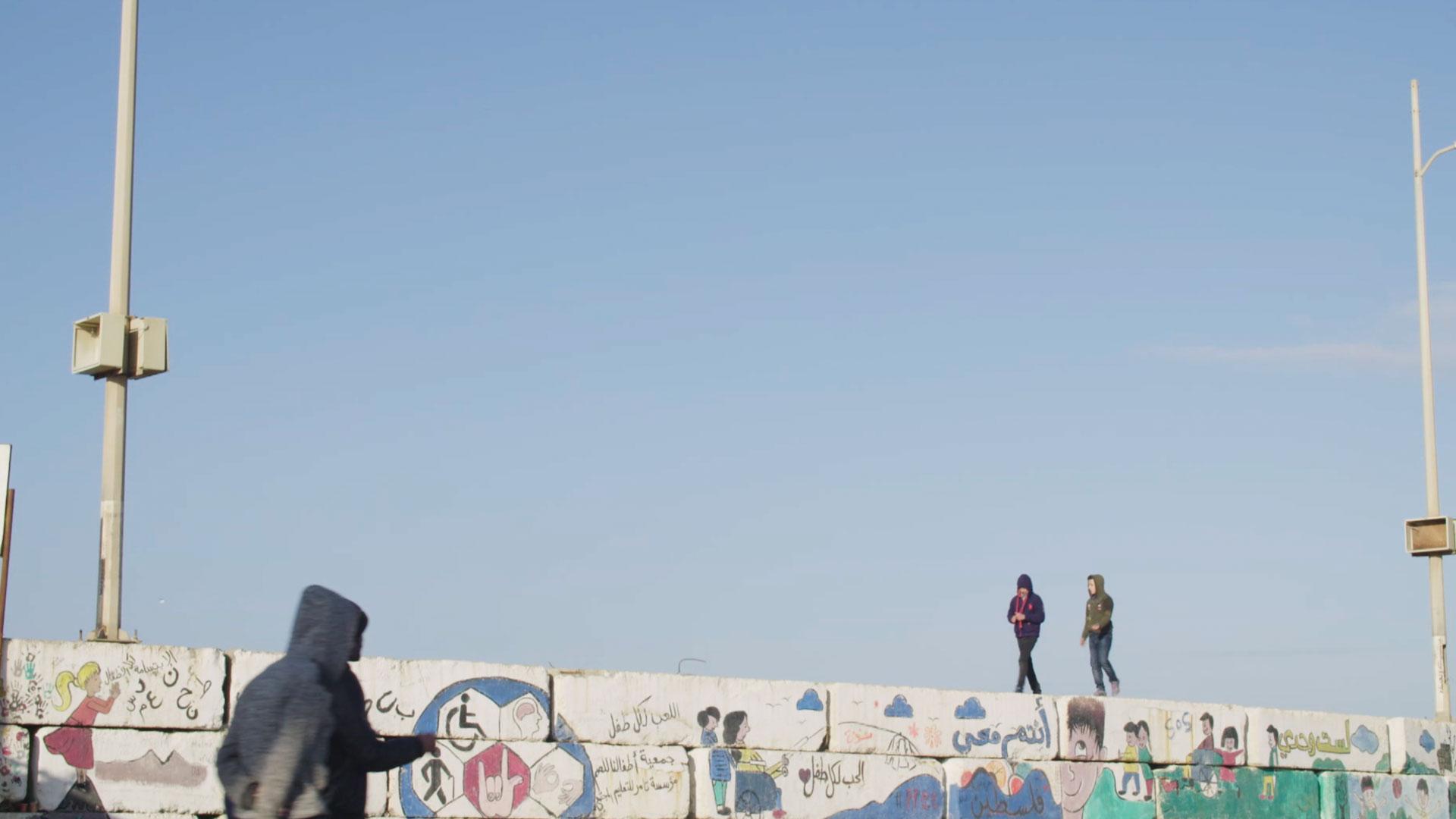 Afbeelding van Eerste minuten uit 'Gaza: de rechtszaak'