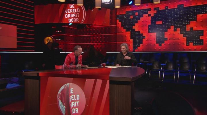 Afbeelding van Laatste uitzending De Wereld Draait Door 27-03-2020