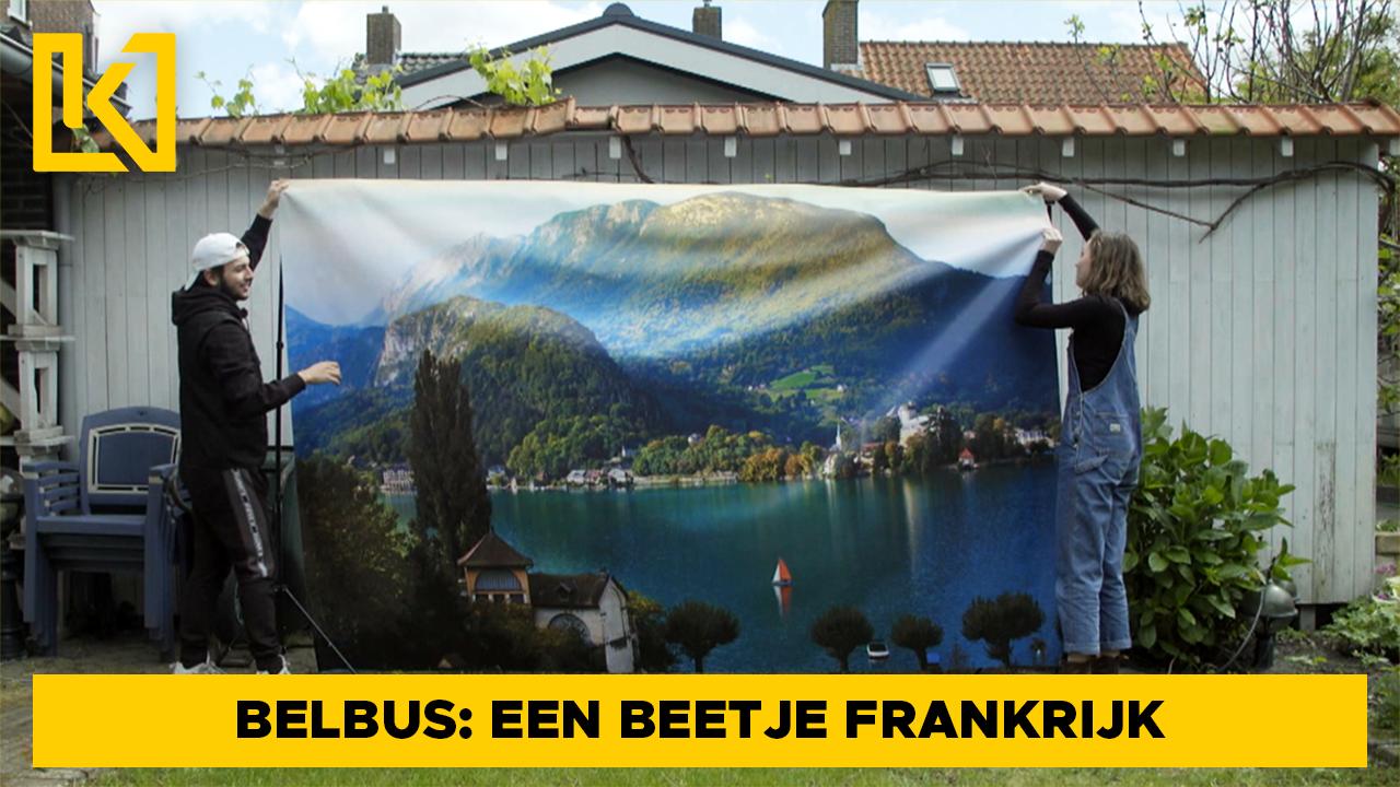 Afbeelding van Belbus: Een beetje Frankrijk