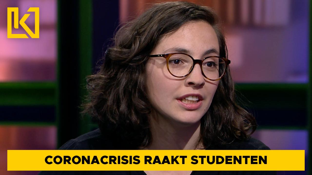 Studenten in financiële problemen door coronacrisis