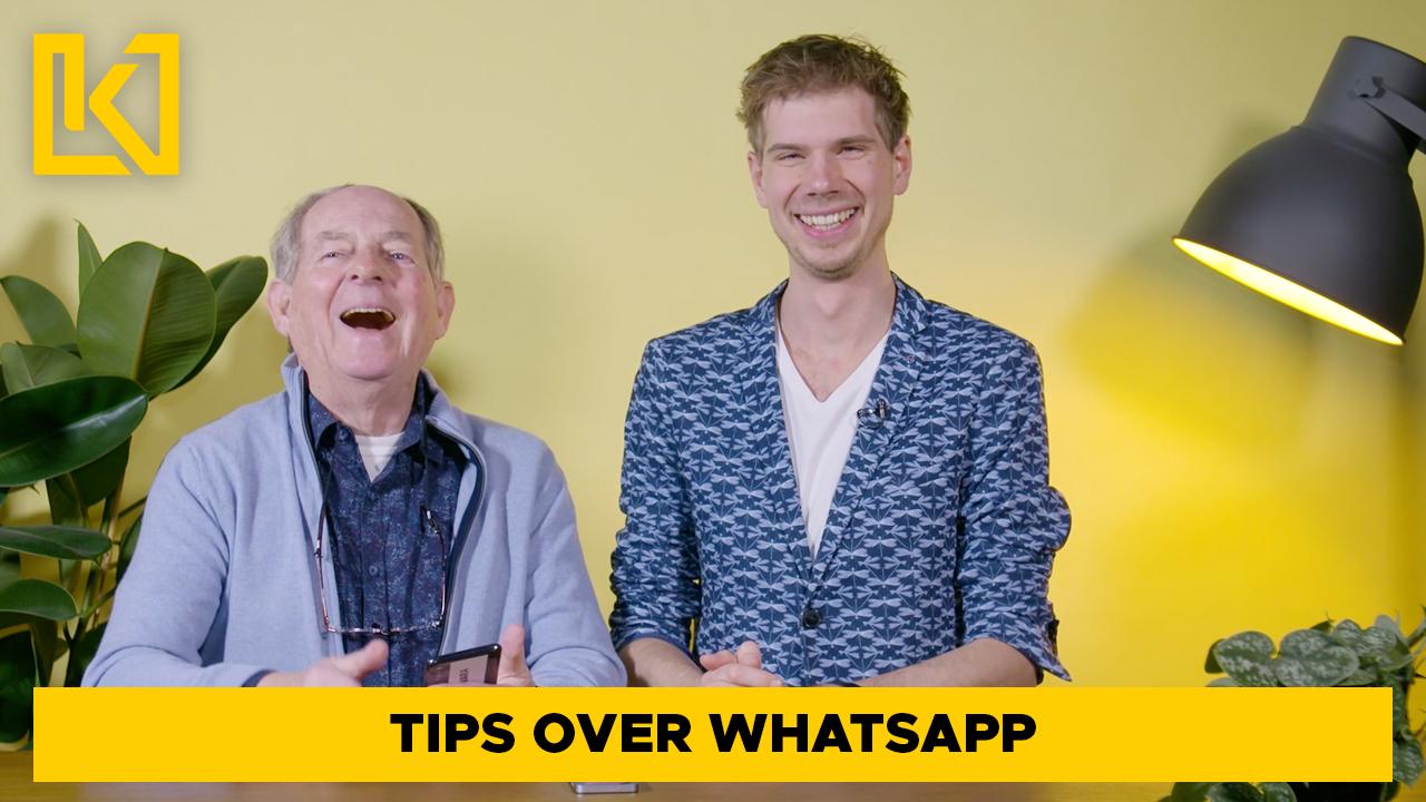 Afbeelding van Technisch Leven | Tips over WhatsApp