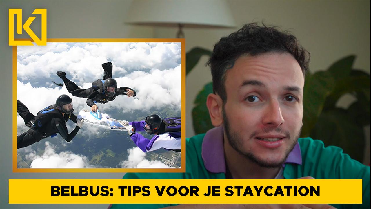 Afbeelding van Belbus: Tips voor een succesvolle staycation