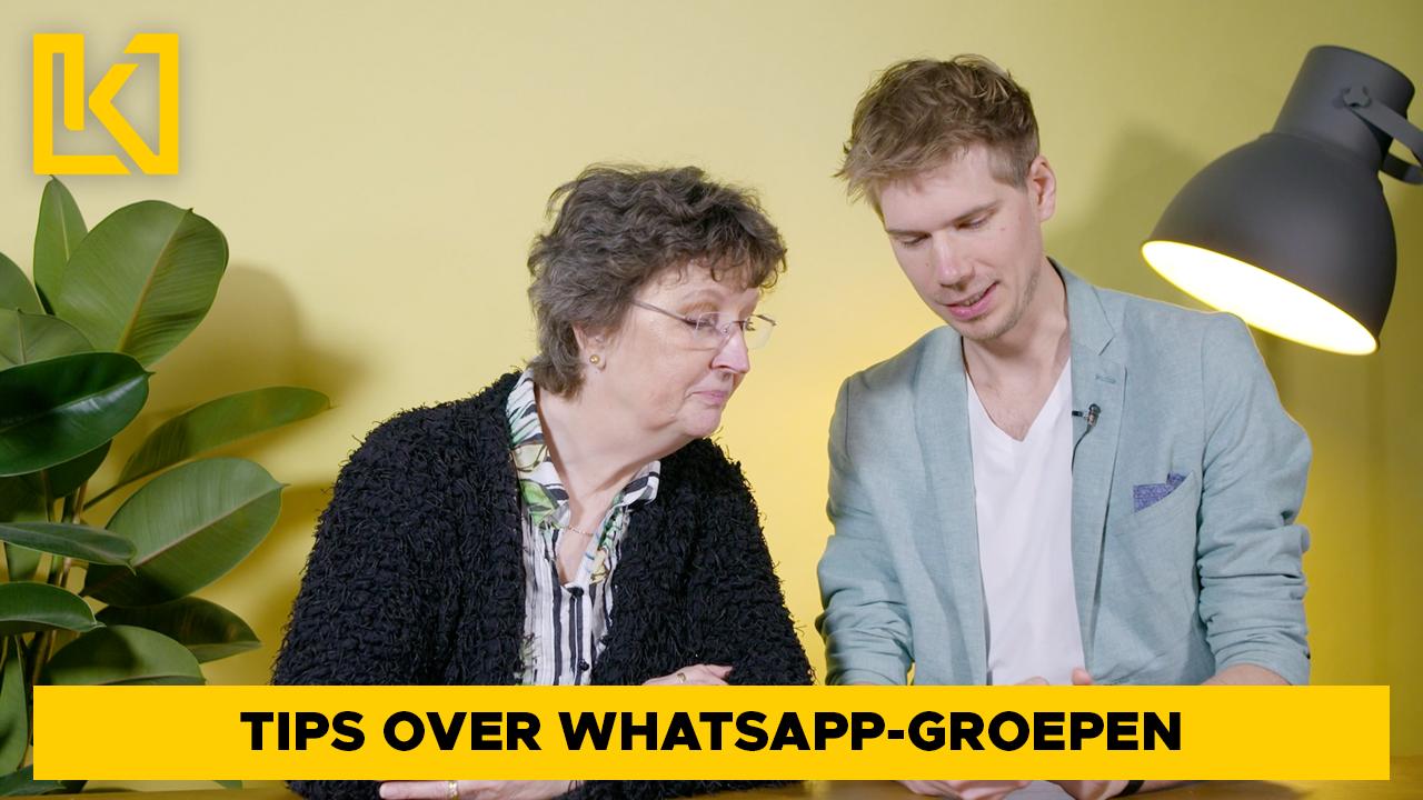 Afbeelding van Technisch Leven | Tips over WhatsApp-groepen