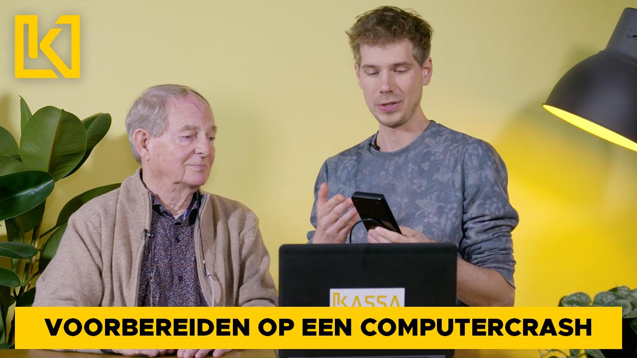 Afbeelding van Technisch Leven | Hoe kun je je goed voorbereiden op een computercrash?