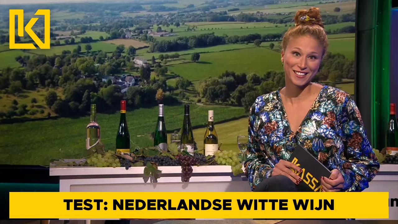 Afbeelding van Test: Nederlandse witte wijnen