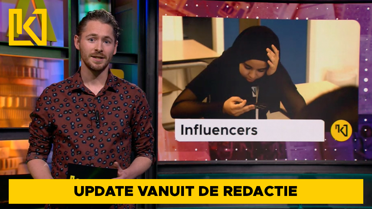 Afbeelding van Influencers | Messenverbod | MijnVerklaring.nl