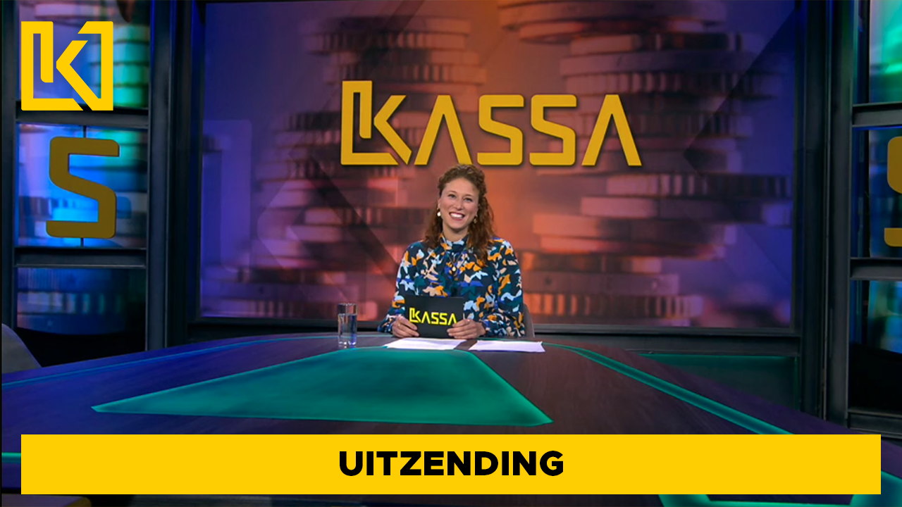 Kassa - 31 oktober 2020