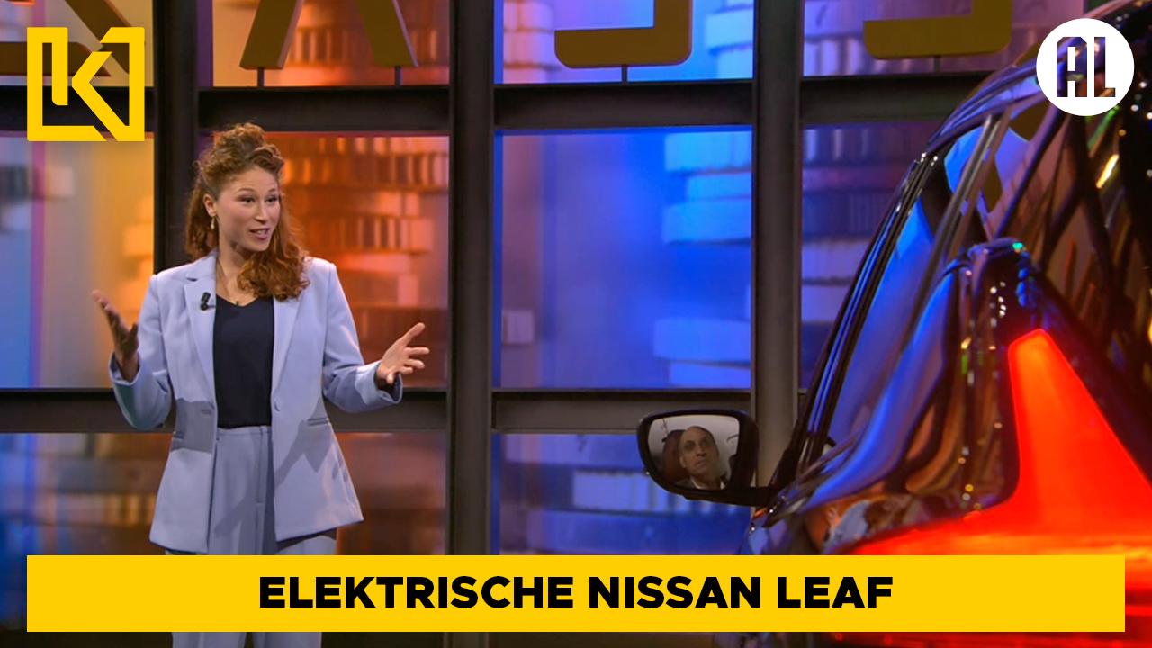 Afbeelding van Taxichauffeurs in de problemen door elektrische Nissan
