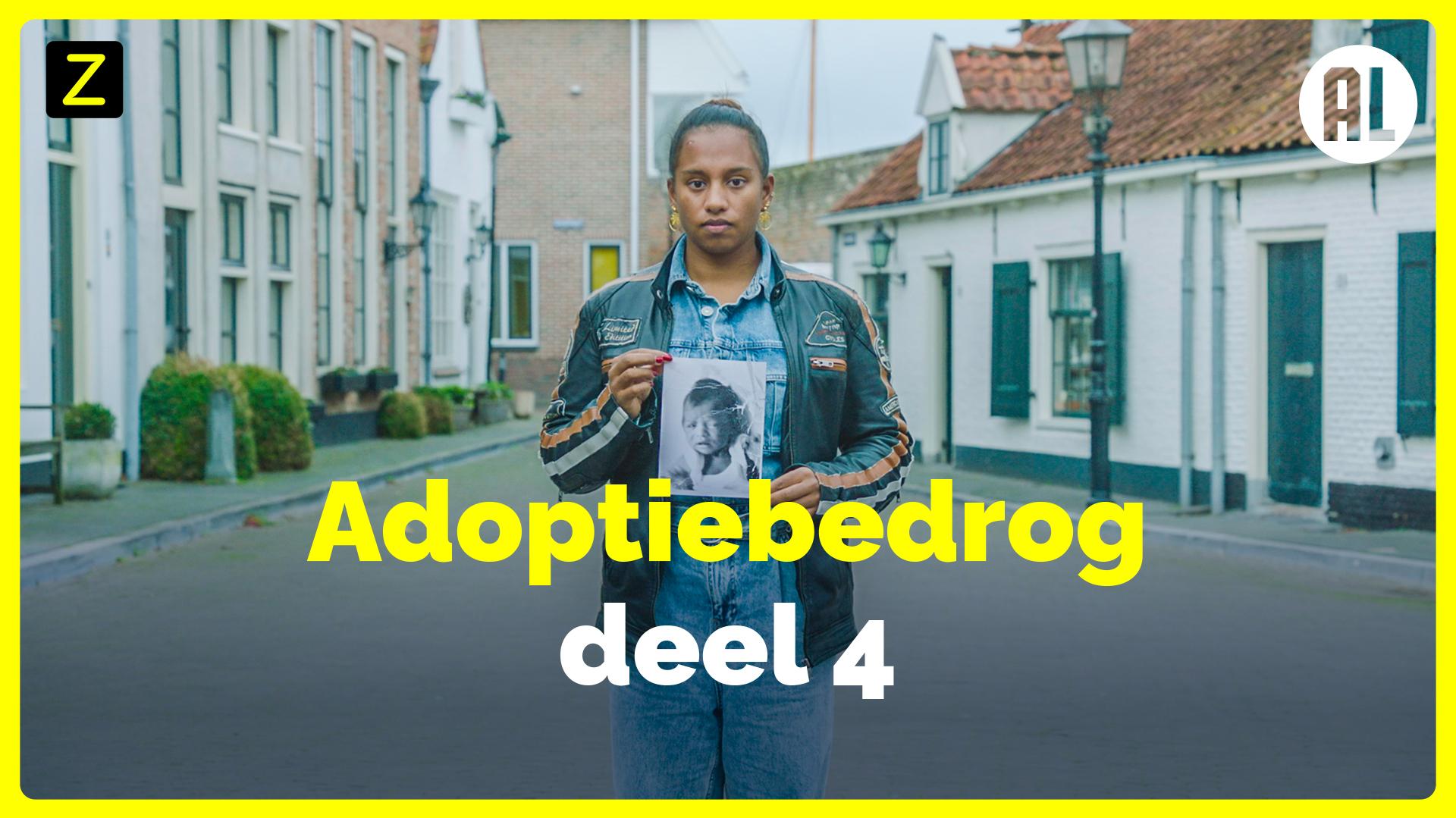 Afbeelding van Zembla - Adoptiebedrog (4)