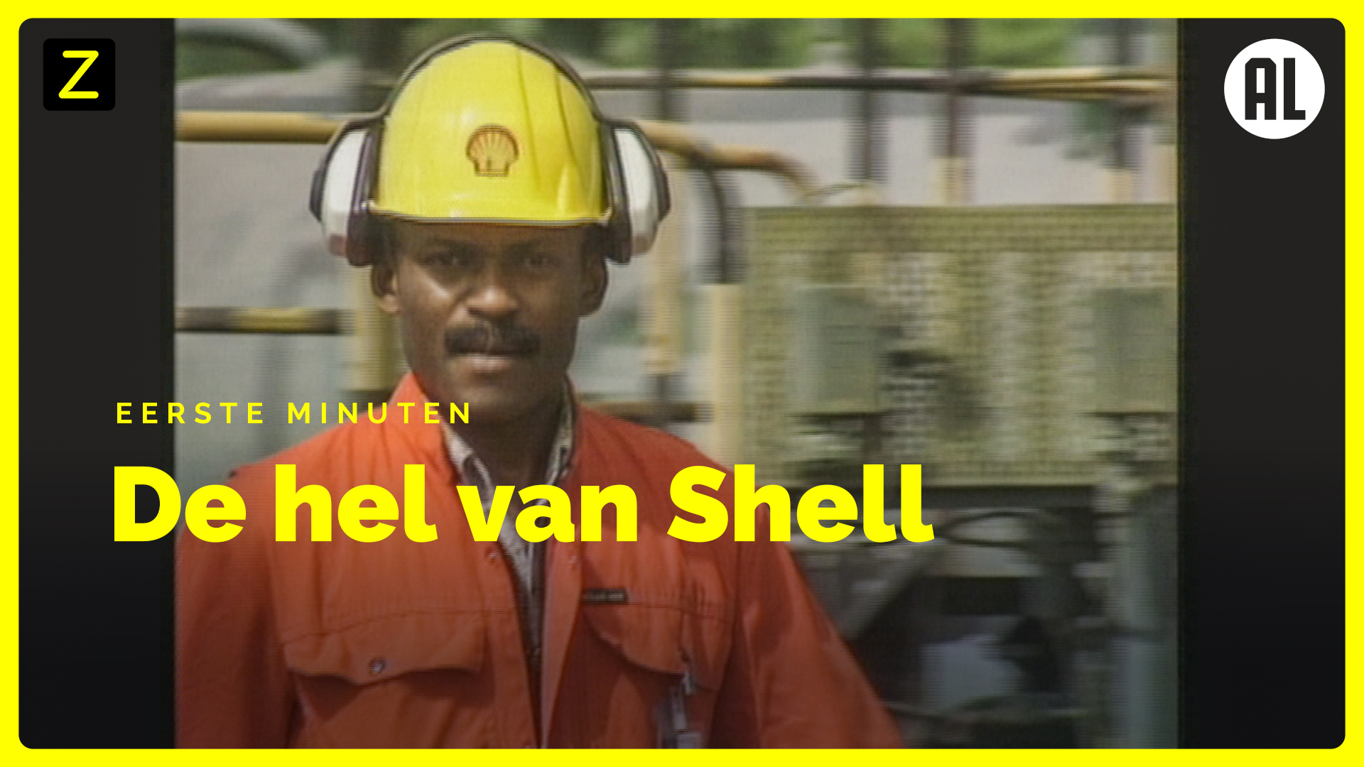 Afbeelding van Eerste minuten uit 'De hel van Shell'