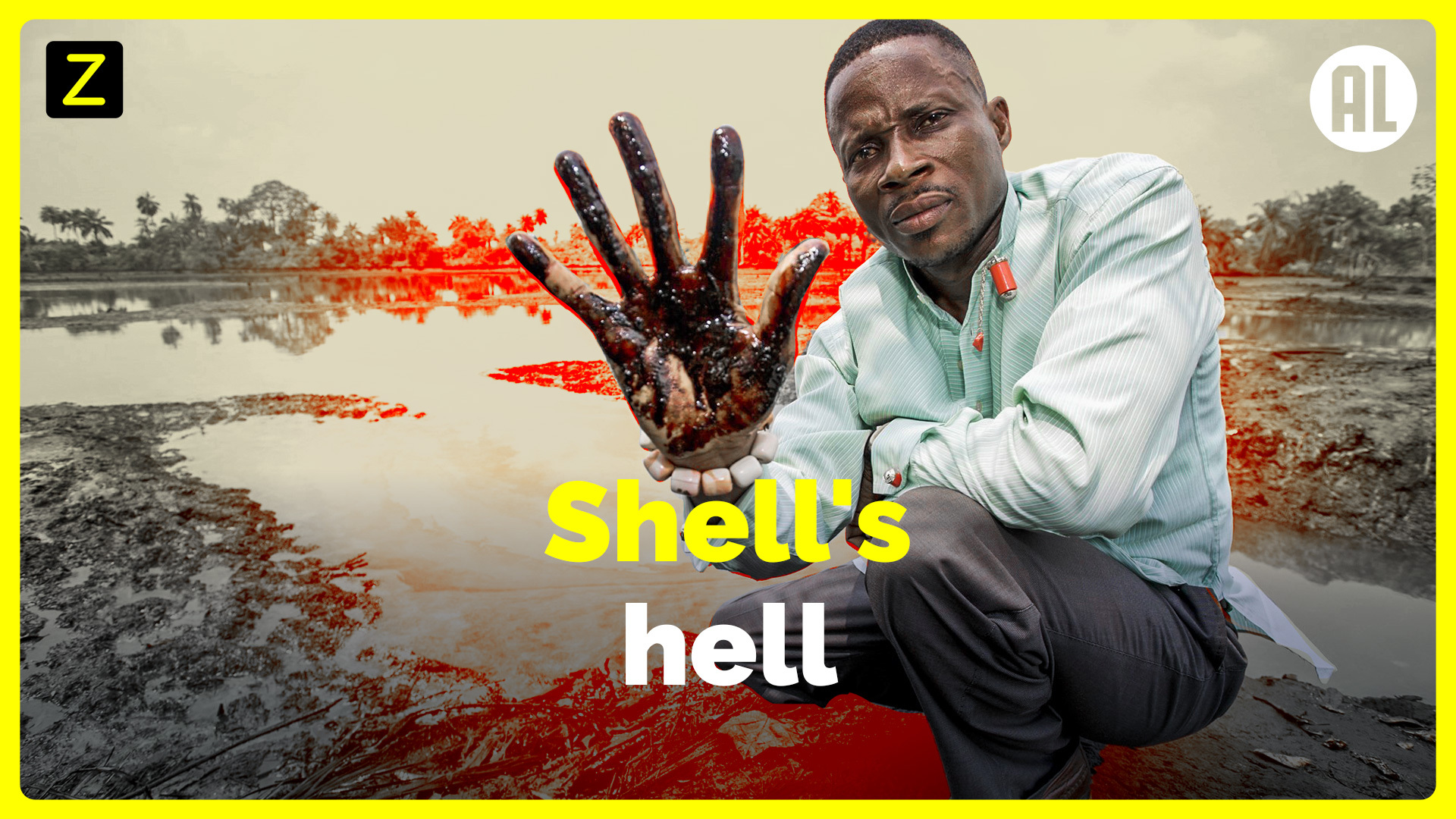 Afbeelding van Shell's hell