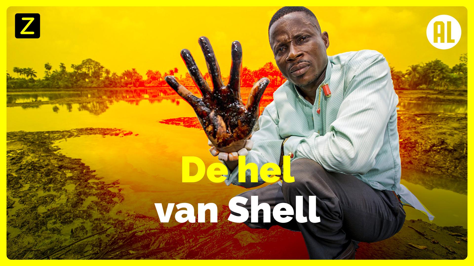 Afbeelding van Zembla - De hel van Shell