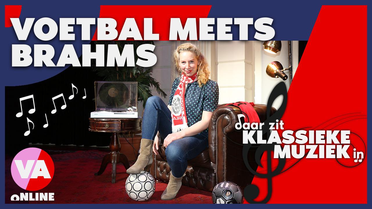Afbeelding van Klassiek meets voetbal! | Daar zit klassieke muziek in #3