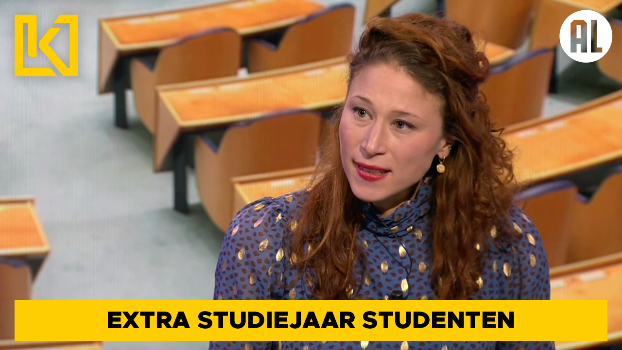 Extra studiejaar studenten door opgelopen vertraging