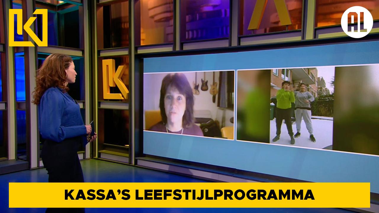 Afbeelding van Kassa's Leefstijlprogramma: Bijpraten met leefstijlcoach Jolande