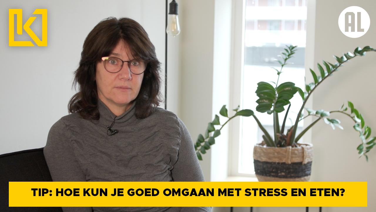 Afbeelding van Tip: Hoe kun je goed omgaan met stress en eten?