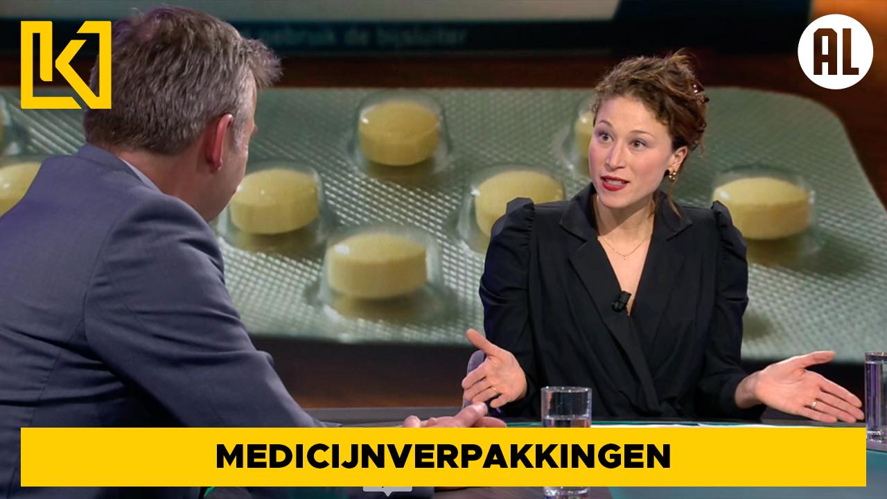 Afbeelding van Medicijnverpakking groot probleem voor 9 op de 10 patiënten