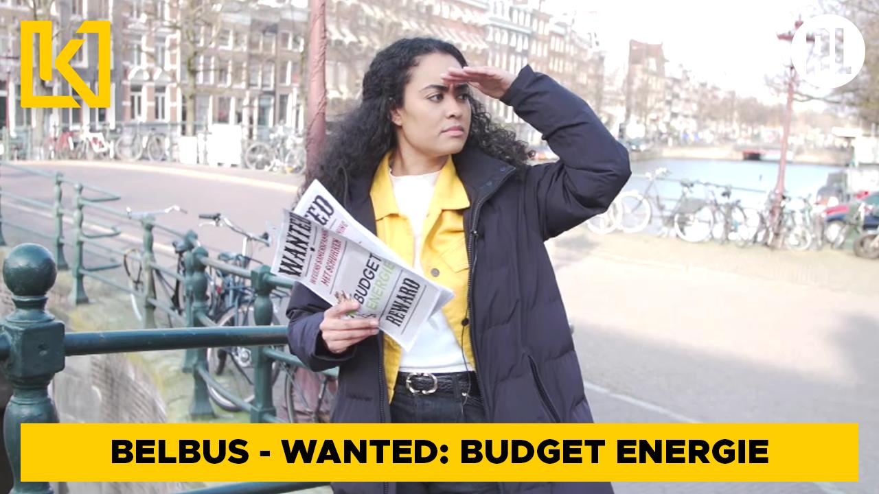 Afbeelding van Belbus: WANTED, Budget Energie