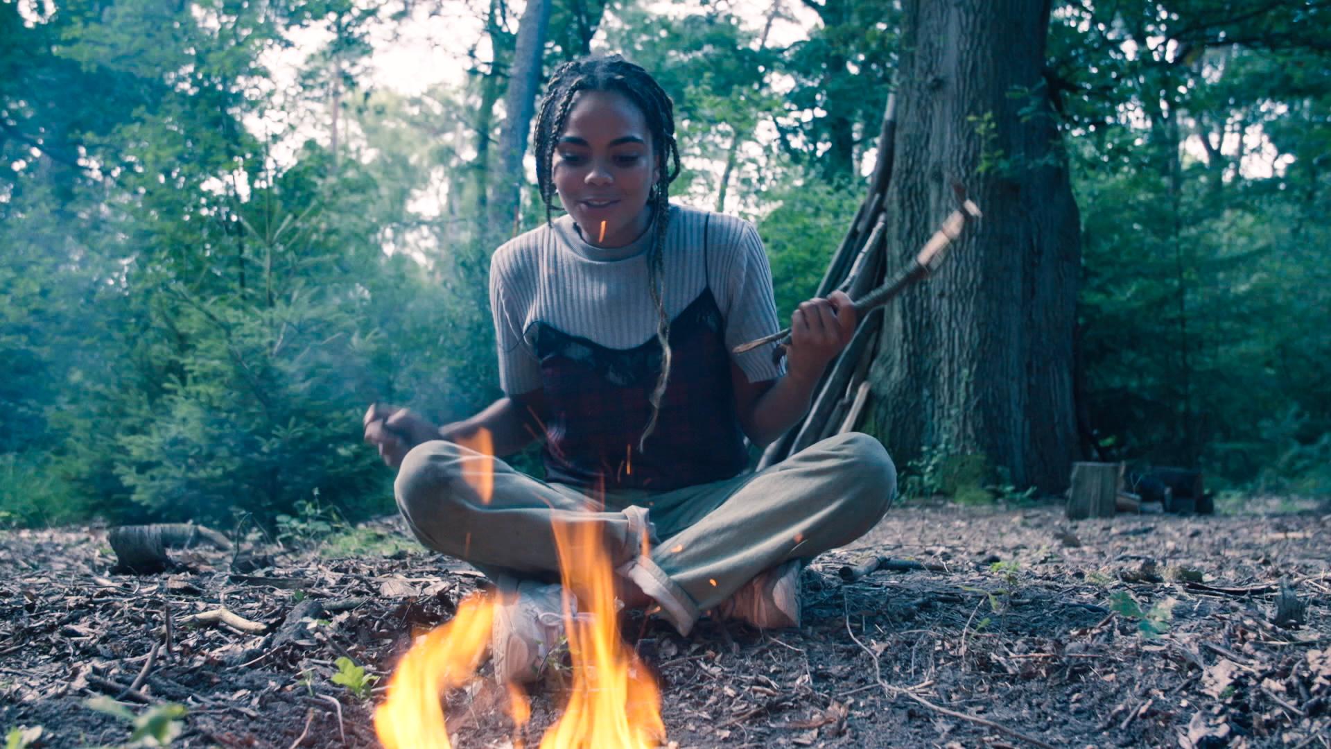 Afbeelding van Dzifa se vuelve de acampada libre en lugares sorprendentes en la naturaleza holandesa