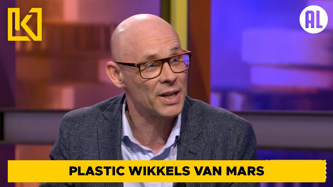 Afbeelding van Plastic verpakkingen van Mars repen zorgen voor veel zwerfafval