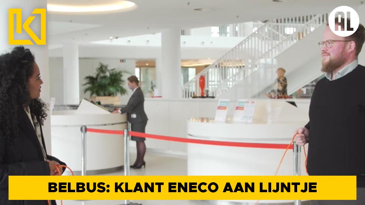 Afbeelding van Belbus: Eneco houdt klant aan het lijntje