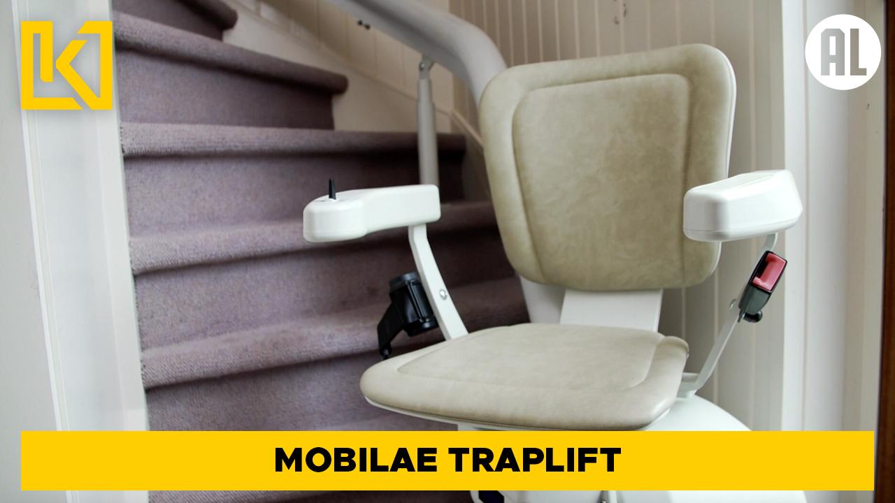 Afbeelding van Belbus: Problemen traplift Mobilae. Is het nu opgelost?