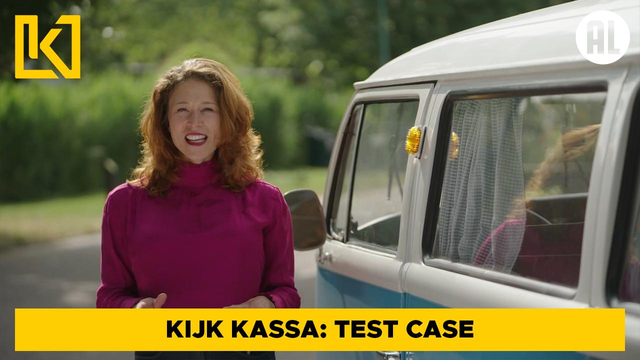 Kijk zaterdag 21 augustus Kassa's Test Case