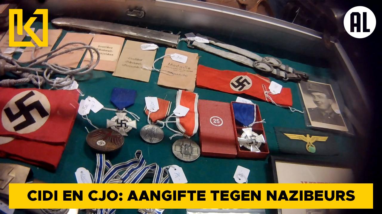 CIDI en Centraal Joods Overleg doen aangifte tegen organisator nazibeurs