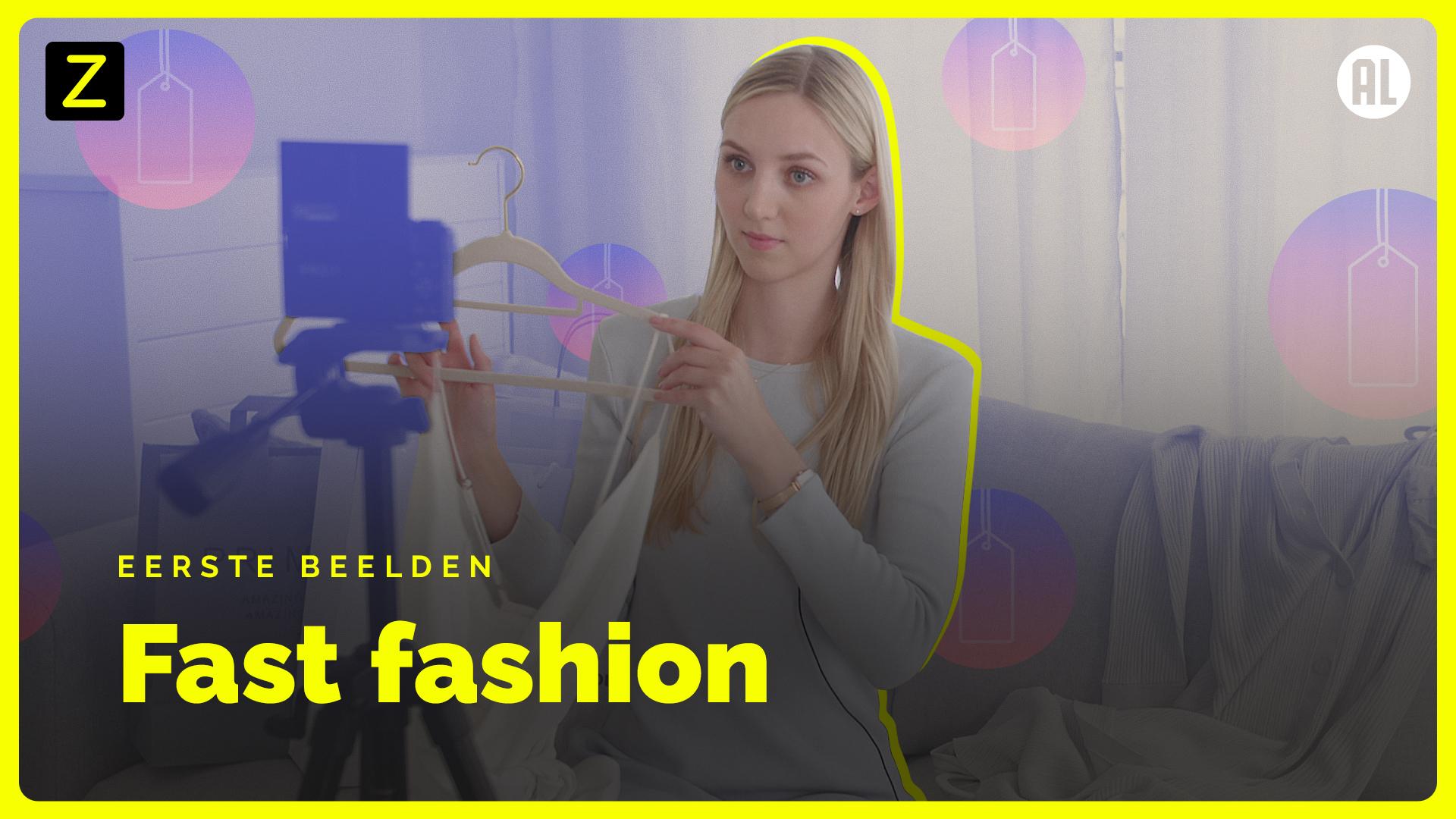 Afbeelding van Eerste beelden uit 'De fast-fashionfuik'