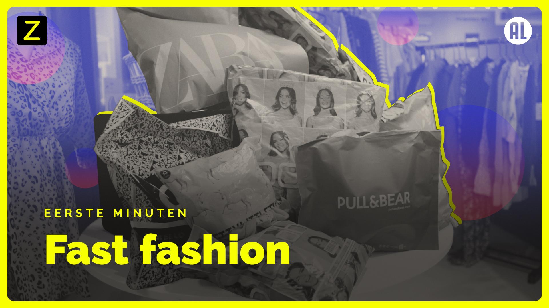 Afbeelding van Eerste minuten uit 'De fast-fashionfuik'
