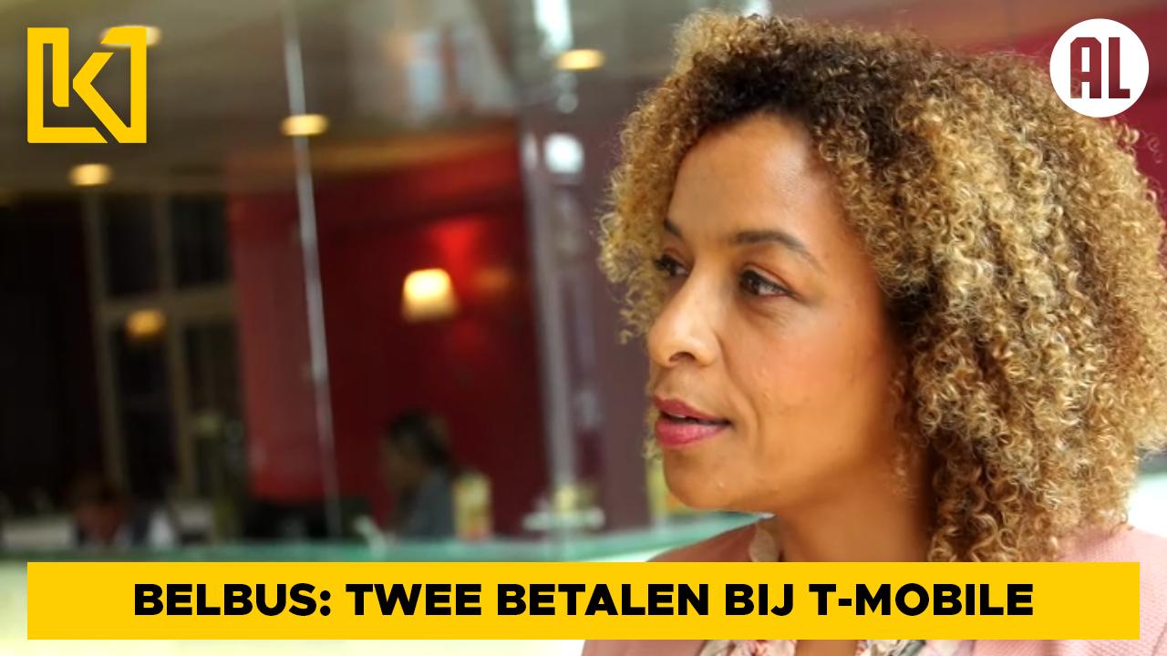 Belbus:  Een halen, twee betalen bij T-Mobile