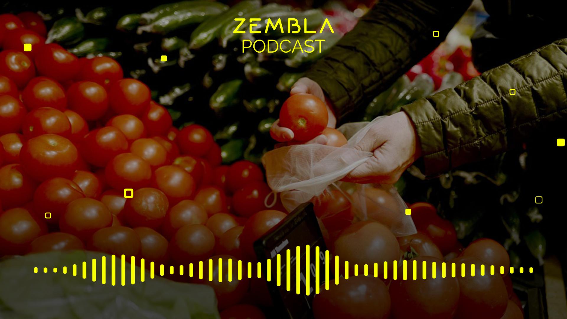Afbeelding van Podcast: De macht van de supermarkt