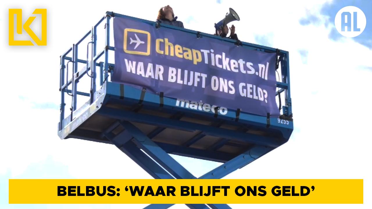 Belbus: Cheaptickets en Ryanair, waar blijft ons geld?