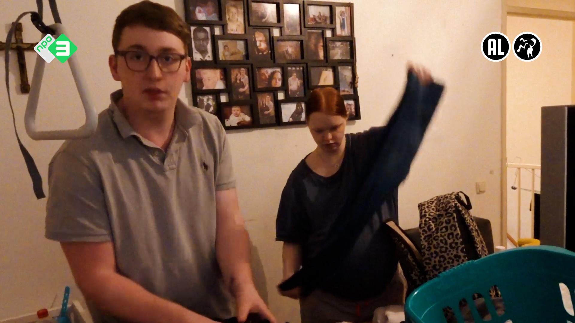 Vlog:  Anna-Maria - Tussenperiode