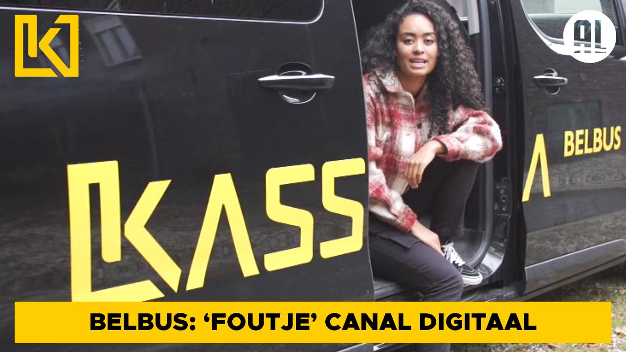Belbus: Canal Digitaal maakt fout maar laat klant boeten