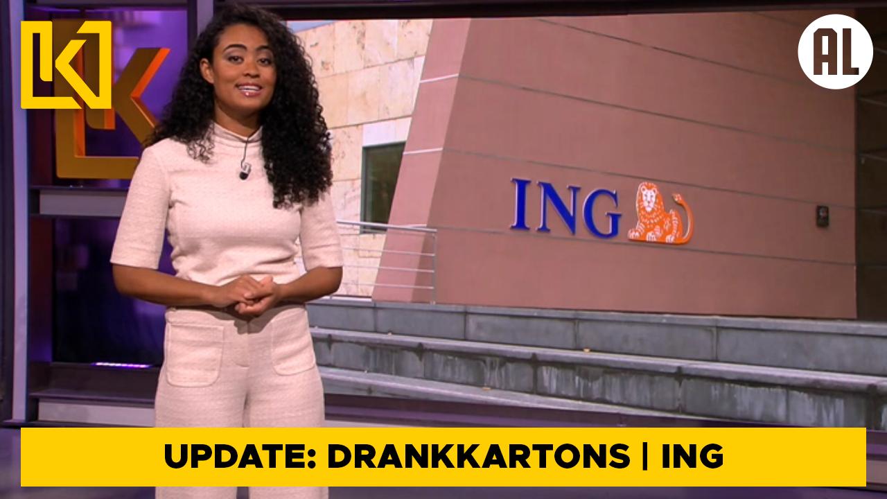UPDATE: Drankkartons, vangst kippen, ING